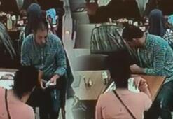Yemek yiyen Somalili öğrencinin parasını çaldılar