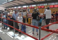 Son dakika... Bugün başladı Uçak biletleri...
