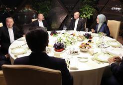 Türk Konseyi 7. Zirvesi Cumhurbaşkanı Erdoğanın da katılımıyla başladı