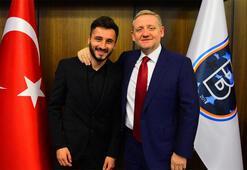 Cenk Enver Şahin Başakşehirde idmanlara çıkacak