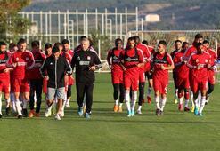 Sivassporda Appindangoye ve Rybalka idmana çıkmadı