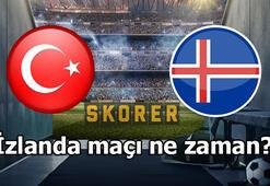 Türkiye İzlanda maçı ne zaman oynanacak Türkiyedeki maç iki takım için de final anlamı taşıyor