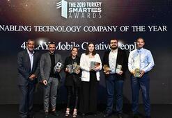 4PLAY Mobile Creative People; MMA Smarties'e ödülleriyle damga vurdu