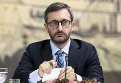 İletişim Başkanı Fahrettin Altun: Bu harekât terör örgütlerine karşıdır