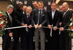 Beşiktaşın alışveriş merkezi açıldı