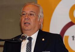 Galatasaray yönetimi, Divan Kurulu Başkanı Eşref Hamamcıoğlunun istifasını istedi
