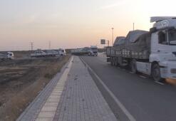 SMO askerlerini taşıyan otobüsler sınıra hareket etti