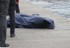 Haliçte bulunan kadın cesedinin kimliği belli oldu