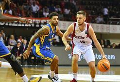 Gaziantep Basketbol-Peristeri: 64-70