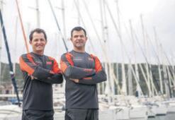 İzmirli yelkenciler Malta'da esecek