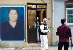 Ev sahibi yaşlı kadını bıçaklayarak öldüren şüpheli, tutuklandı