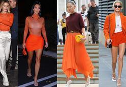 2020 İlkbahar/Yaz sezonu turuncu geçecek