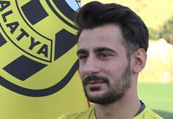 Rahman Buğra Çağıran: Malatyaspora geldiğim ilk sene şampiyonluk yaşadım