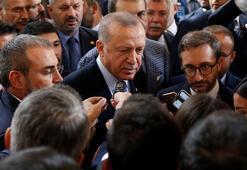 Cumhurbaşkanı Erdoğan: Münbiçte olmak diye bir derdimiz yok
