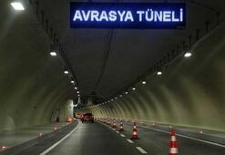 Son dakika... Avrasya Tüneli trafiğe kapatılacak