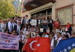Srebrenitsalı anneler, Diyarbakırdaki annelerle buluştu