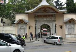 İstanbul Valiliğindeki AFAD binasında çıkan yangın kısa sürede söndürüldü