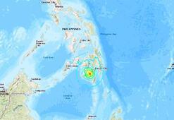 Son dakika... Filipinlerde deprem Dev fay hattının kıyısında
