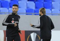 Beşiktaşta Gökhan Gönül 2 hafta yok