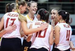 Galatasaray HDI Sigorta - Karayolları: 3-0