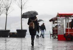 Meteorolojiden son dakika hava durumu açıklaması Yarın İstanbulda hava...