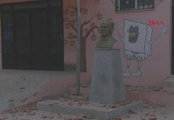 Teröristlerin attığı havan mermisi okula isabet etti