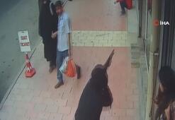 Kaldırımda otururken silahlı saldırıya uğradı