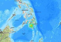 Filipinlerdeki depremde ölü ve yaralılar var