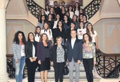 Kadın girişimci adaylarına destek