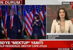 Son dakika... Türkiye: Mektup çöpe atıldı, yanıtı Barış Pınarı Harekâtı