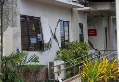 6.4lük depremde ölü sayısı 5 oldu