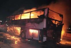 İki ülkede otobüs kazaları: 56 ölü