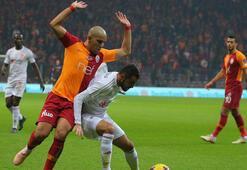 Galatasaray galibiyet ve moral arıyor
