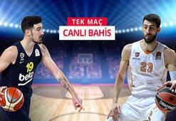 Fenerbahçe Beko - Baskonia canlı bahis heyecanı Misli.comda