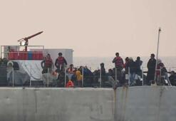 Çanakkalede 211 kaçak göçmen yakalandı