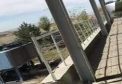 Kadın cesedini hastane önüne bırakıp kaçtılar