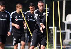 Beşiktaş 5 eksikle çalıştı