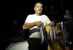 Kıyı balıkçıları palamut bolluğundan memnun