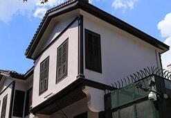 Selanikte Atatürk Evi'ne saldırı girişimi
