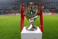 Türkiye Kupasında program belli oldu F.Bahçenin maçı...