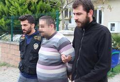Ev sahibinin oğlu Suriyeli çocuğa kabusu yaşattı