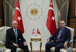 Cumhurbaşkanı Erdoğanın Pencei kabulü sona erdi