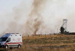 Nusaybine 4 havanlı saldırı: 1 asker yaralı