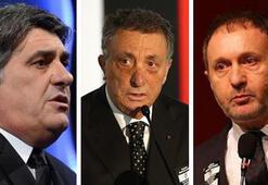 Beşiktaşta başkan adaylarının listeleri belli oldu...