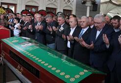 MHPli Semih Yalçının oğlunun cenazesi toprağa verildi