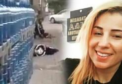 Eski sevgilisi tarafından vurulan kadının görüntüleri ortaya çıktı