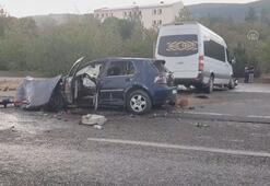 Kahramanmarata trafik kazası