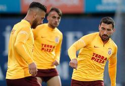 Galatasarayın kamp kadrosu belli oldu Falcao...