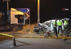 Tuncelide trafik kazası