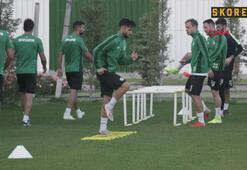 Konyasporda Malatyaspor maçı hazırlıkları sürüyor